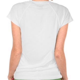 Medio hierro por completo loco camiseta