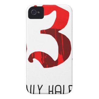 Medio mal iPhone 4 carcasas