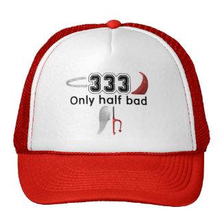 Medio malo 333 gorra