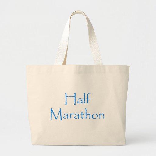 Medio maratón bolsas de mano