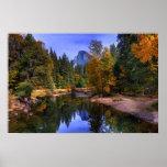 Medio poster de la bóveda de Yosemite