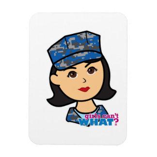 Medio principal de Camo de la marina de guerra Iman Flexible