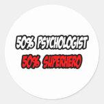 Medio super héroe del psicólogo… a medias etiquetas