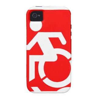 Medios accesibles de la muestra de la salida del Case-Mate iPhone 4 carcasa