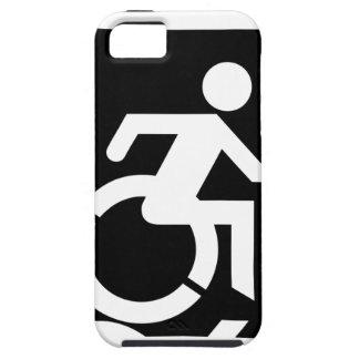 Medios accesibles de la muestra de la salida del funda para iPhone 5 tough