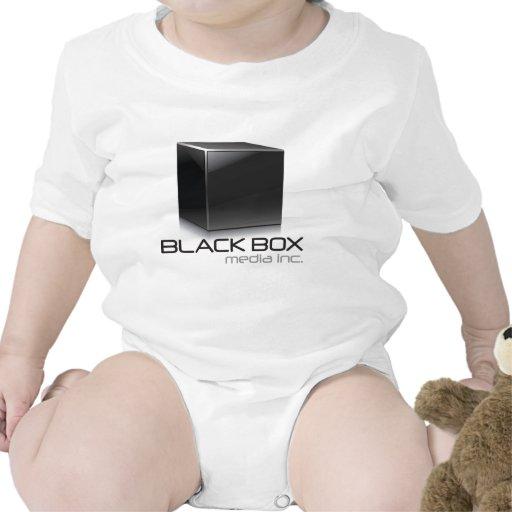 Medios de Black Box Trajes De Bebé