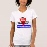 medios de noticias camisetas