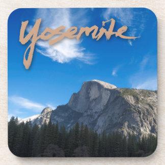 Medios prácticos de costa de Yosemite de la bóveda Posavasos De Bebidas