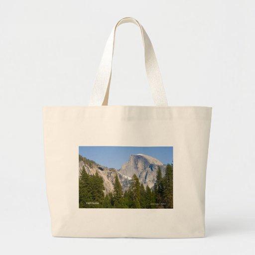 Medios productos de abril Yosemite California de l Bolsa