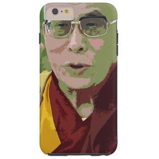 Meditación budista del Buddhism de Dalai Lama Buda Funda Para iPhone 6 Plus Tough