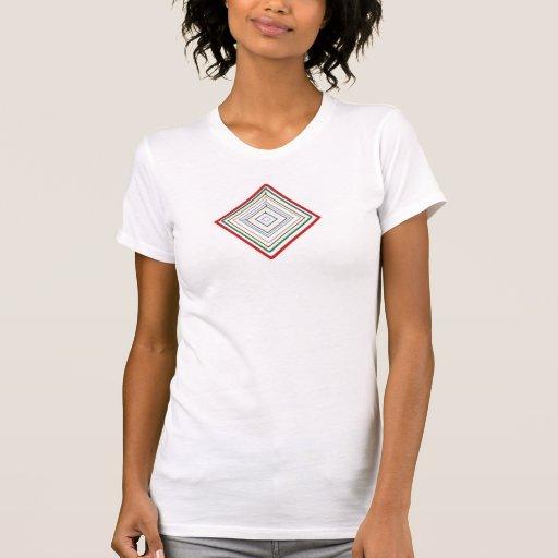Meditación de la mandala - camisa