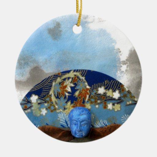 Meditación de la semilla del arce - collage ornamentos de reyes