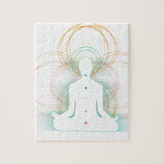 Meditación - espiritualidad puzzles