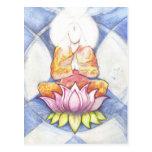 Meditación Lotus Postal