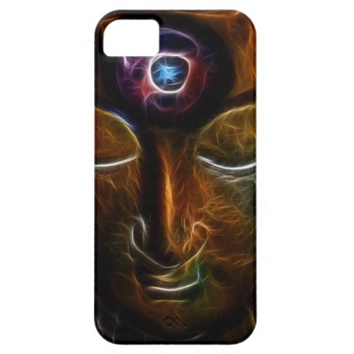 Meditate iPhone 5 Covers
