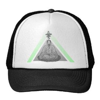 Meditate todavía esté el gorra