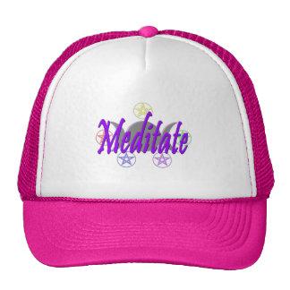 Meditate Trucker Hat