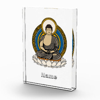 Meditating Buddha Dhyana Mudra Awards