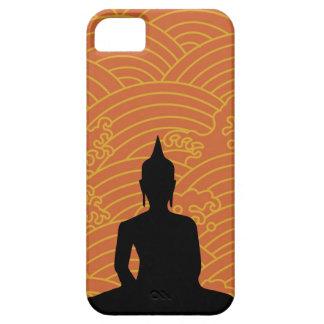 Meditating Buddha iPhone 5 Covers