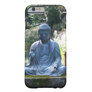 Meditating Buddha statue Barely There iPhone 6 Case