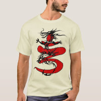 meditating dragon T-Shirt