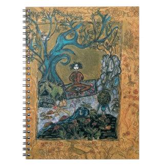 Meditating Master Journal