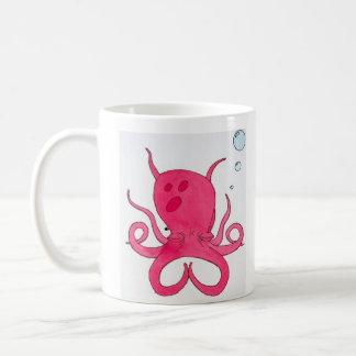 Meditating Octopus Coffee Mug