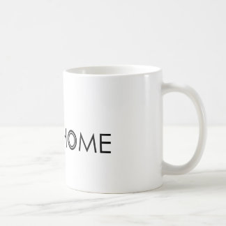 Meditation #3 coffee mug