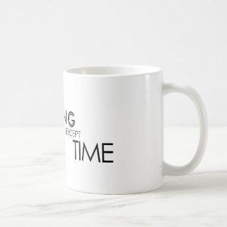 Meditation #6 coffee mug