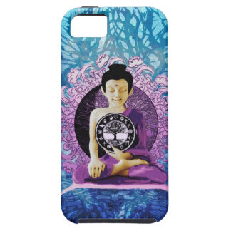 Meditation and Peace Tree of Life iPhone SE/5/5s Case