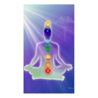 Meditation Business Card