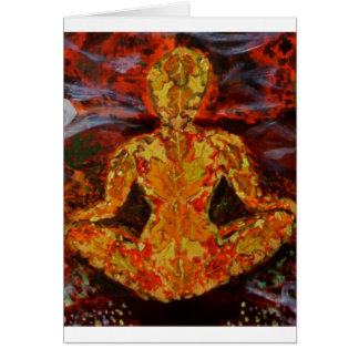 Meditation Card