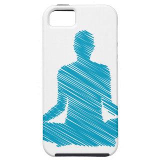 Meditation iPhone 5 Cases