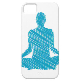 Meditation iPhone 5 Covers