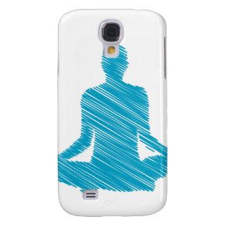 Meditation Samsung Galaxy S4 Covers