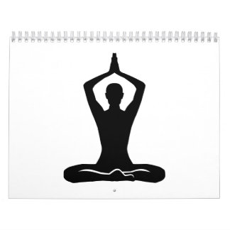 Meditation exercise calendar