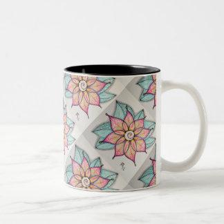 Meditation Flower #2 Mug