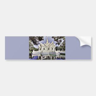 Meditation Hall Bumper Sticker