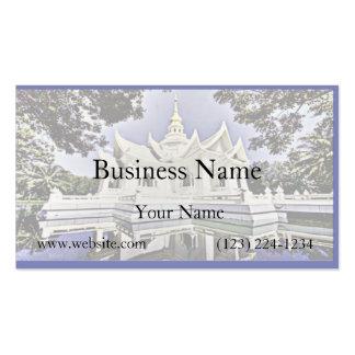 Meditation Hall Business Card