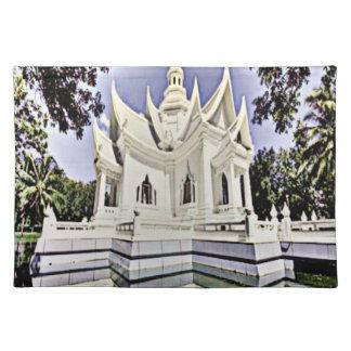 Meditation Hall Cloth Placemat