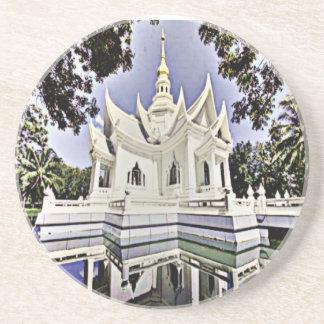 Meditation Hall Coaster