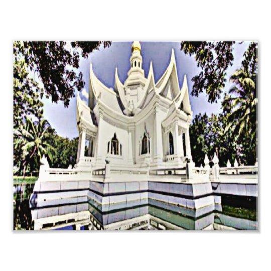 Meditation Hall Photo Print