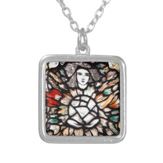 Meditation in colors. necklace