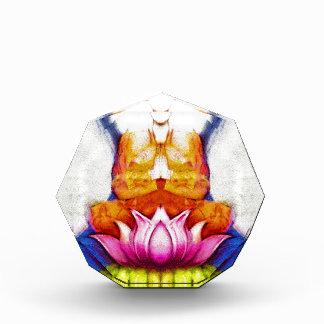 Meditation Lotus Award