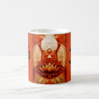 Meditation Lotus Coffee Mug