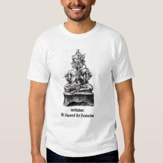 meditation:M-Squared Art Production T-shirt