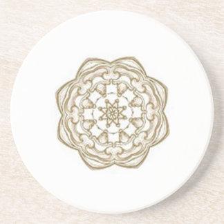 Meditation Mandala Coasters