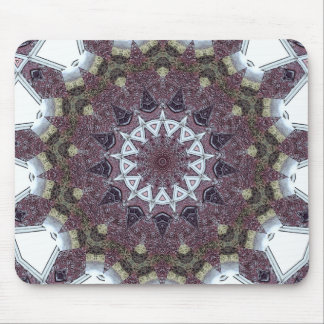 Meditation Mandala Mouse Pad