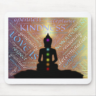Meditation Mouse Pad