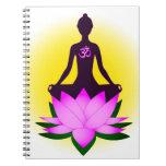 Meditation notebook